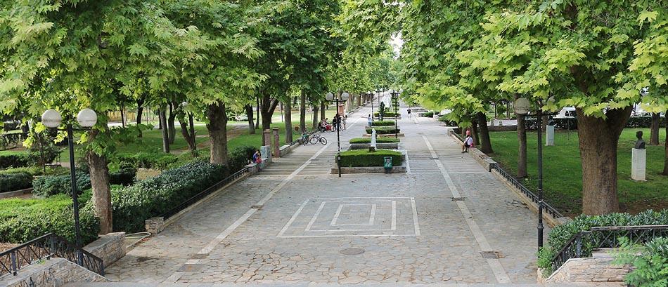 Το πάρκο Αλκαζάρ